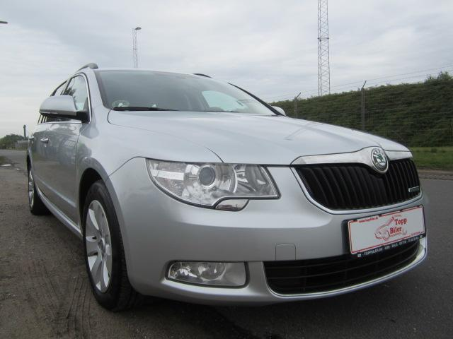 Skoda Superb 1,6 TDi 105 Comfort Combi GreenLin