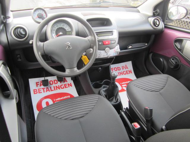 Peugeot 107 1,0 Champion Connect
