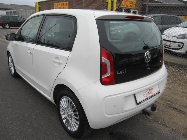 VW Up! 1,0 75 High Up! BMT