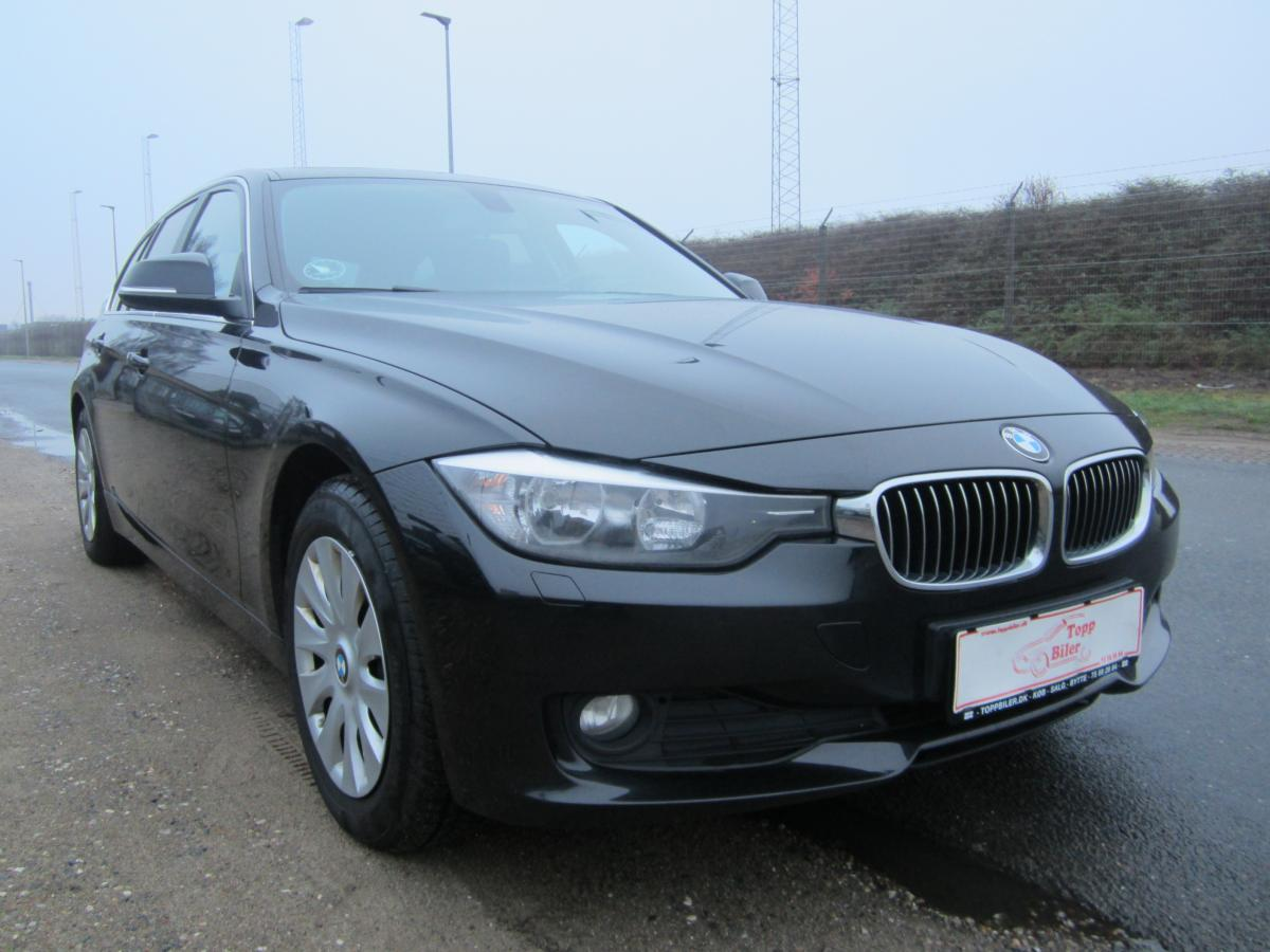 BMW 320d Touring Steptronic