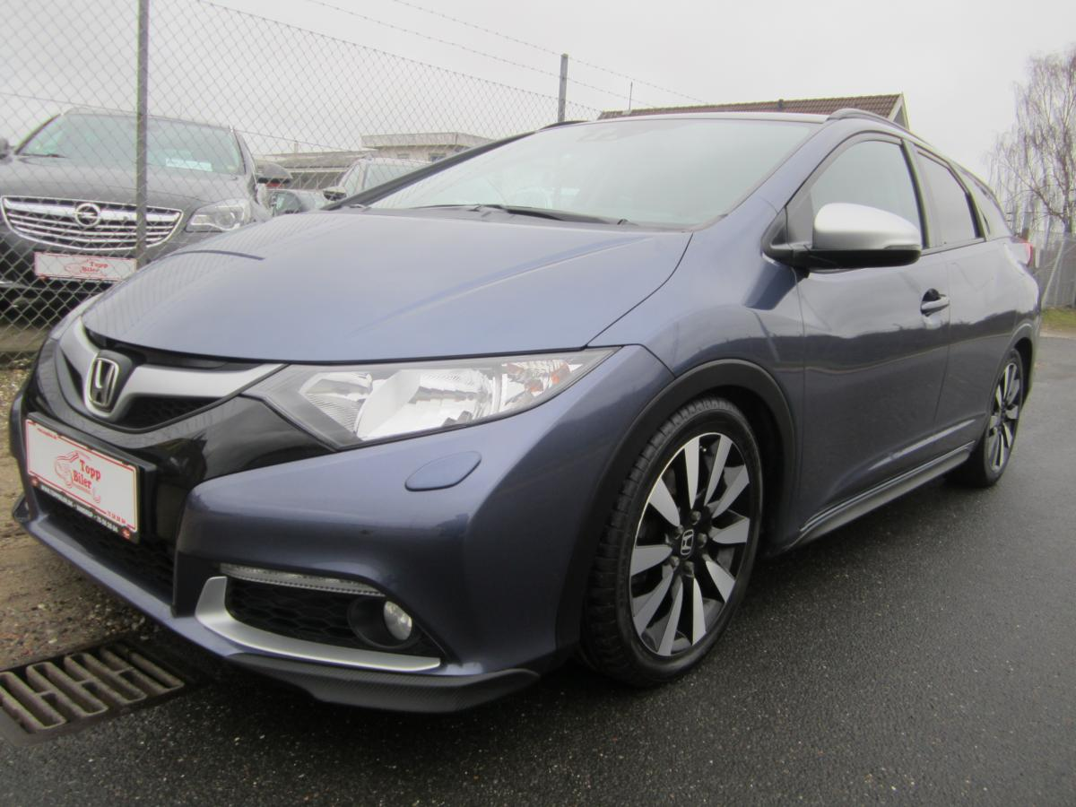 Hoda Civic 1,6 i-DTEC Sport Toure