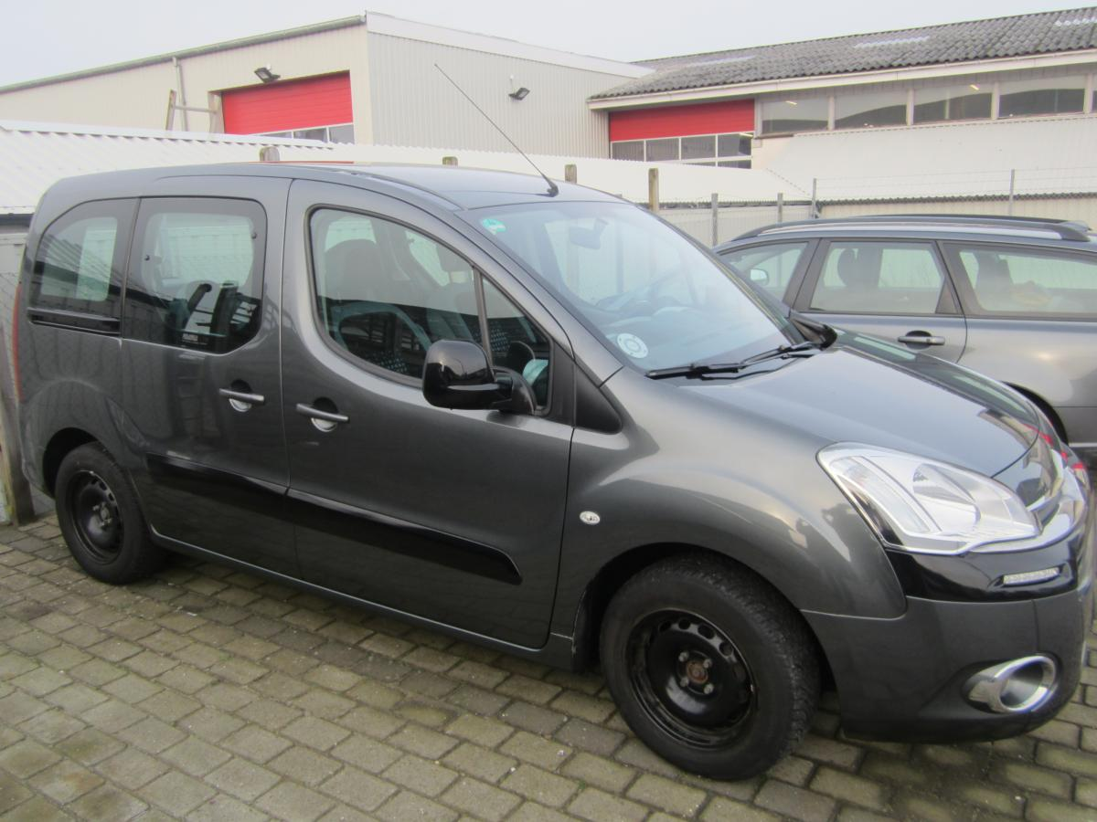 Citroen Berlingo 1,6 HDi Aut