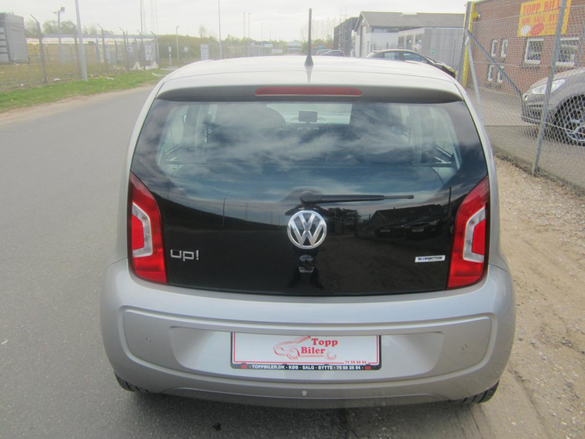 VW 1,0 MPi 60 Move Up! BMT