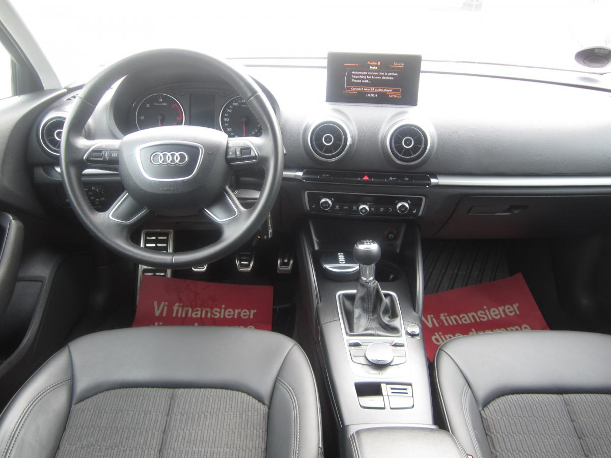 Audi A3 2,0 TDi 150 Attraction SB